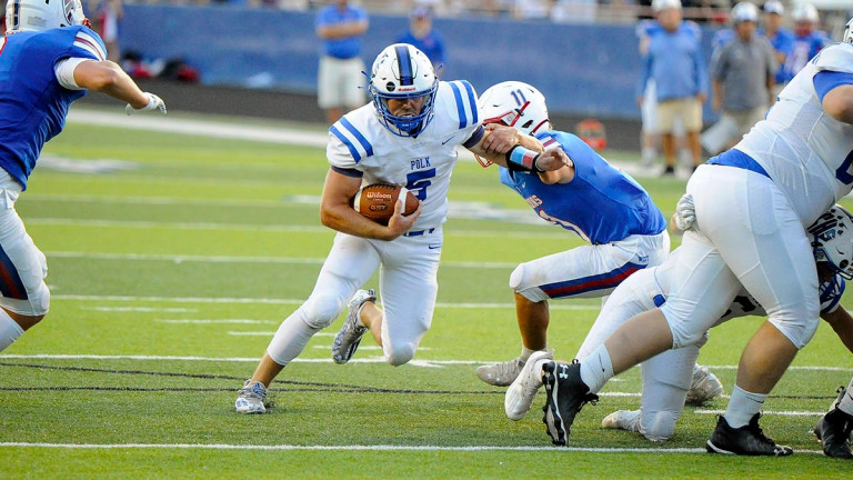 Short-handed Wolverines still find path to victory at West Henderson